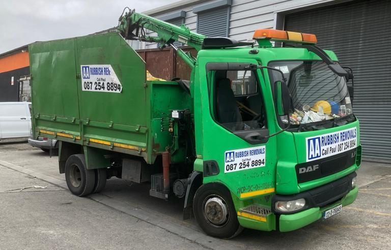 rubbish removal dublin